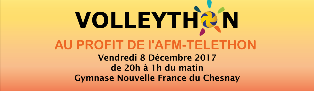 Le Volleython 2017