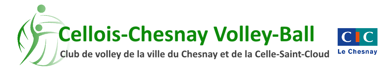 Cellois-Chesnay Volley-Ball